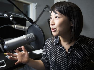 Why Podcasters Love Lipstick and Pajamas