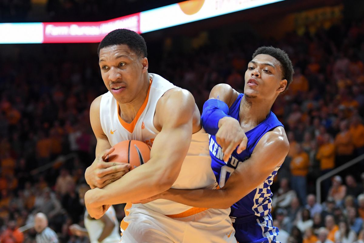Uk Basketball Uk Vs Tenn: Kentucky Basketball Projected To Be Home Underdog Vs