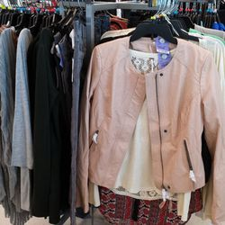 Free People tops, dresses, jackets and more for 50% off original prices.