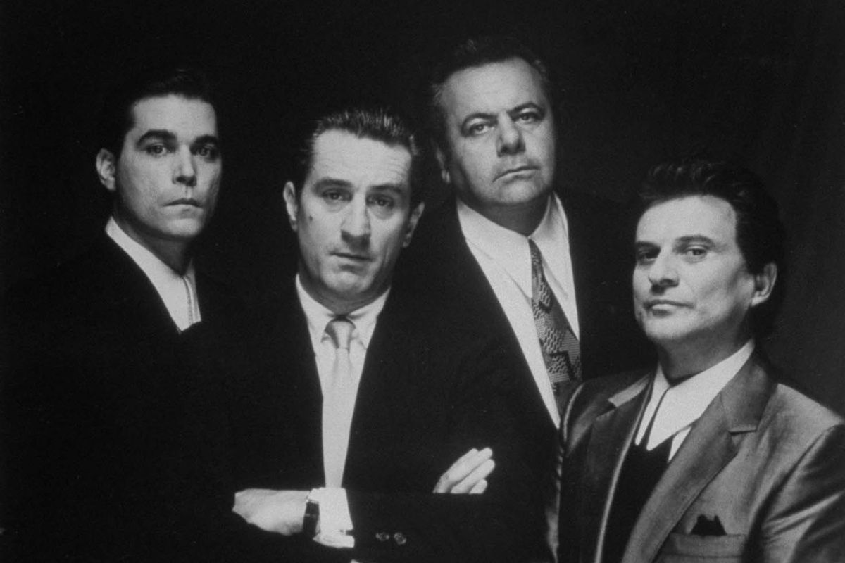 Paul Sorvino;Ray Liotta;Henry Hill [Misc.];Joe Pesci;Robert De Niro