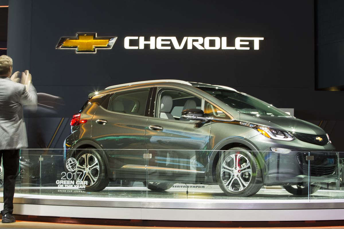 General Motors Is Betting On The All Electric Chevrolet Bolt To Lead Charge In Evs But Trump Administration Wants Cut Key Tax Credits For These
