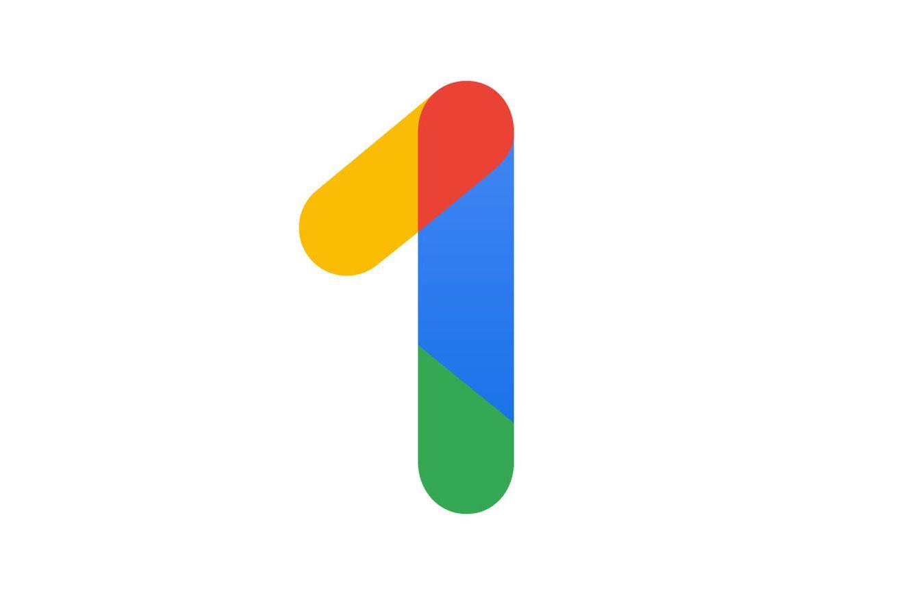 Google One logo