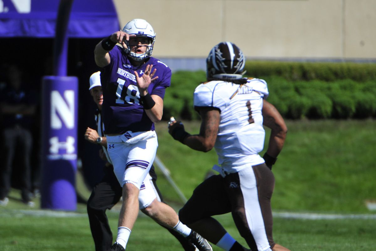 Thorson's late fumble at goal line dooms Northwestern in