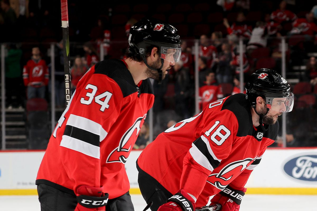 Outclassed New Jersey Devils Flopped to the Washington Capitals ... 488be7f60