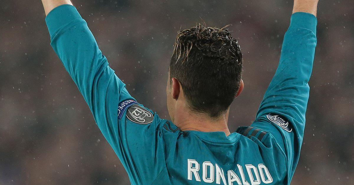 Real Madrid Vs Juventus 2018 Champions League Cristiano Ronaldo S Future Sbnation Com