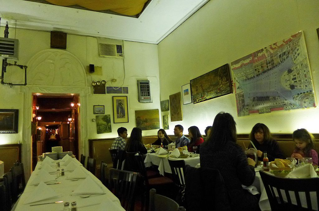 10 Old Fashioned Spanish Restaurants To Try In New York And