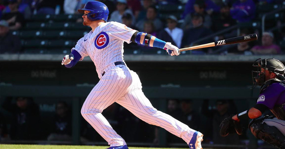 Cubs buried early by Rox in 12-6 spring training loss to Colorado