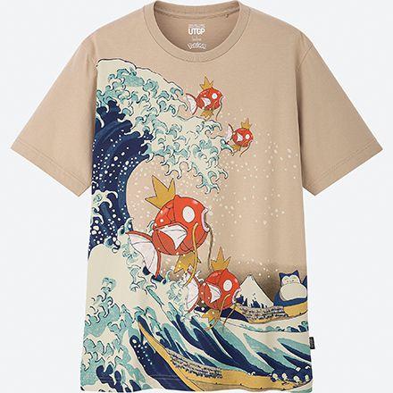 优衣库神奇宝贝T恤设计大赛冠军加冕