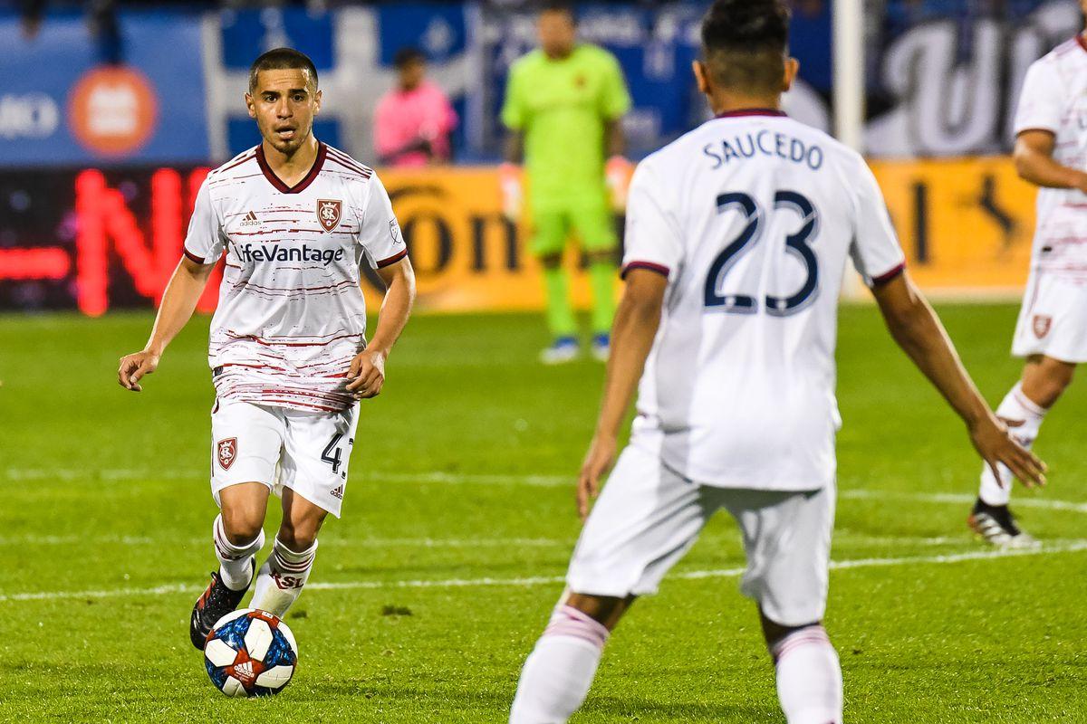SOCCER: MAY 29 MLS - Real Salt Lake at Montreal Impact