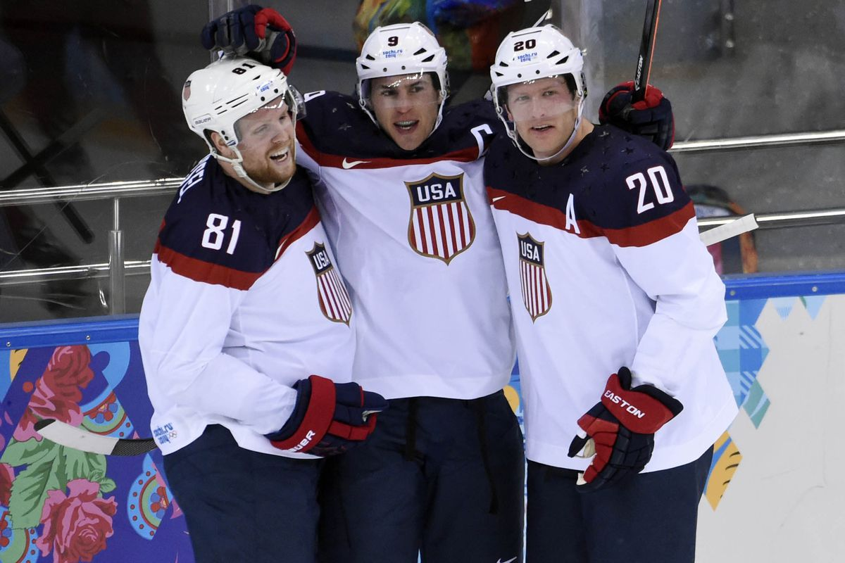 Can the Wild reunite Parise and Suter with Kessel at the deadline?!?!