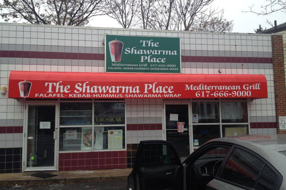 Winter Hill's upcoming Falafel Place has no known relation to Davis Square's Shawarma Place.