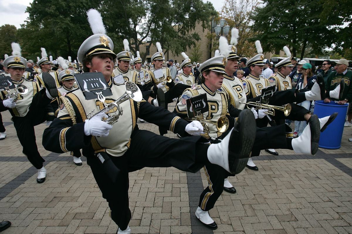 Purdue All-American Marching Band: 100 Years at the