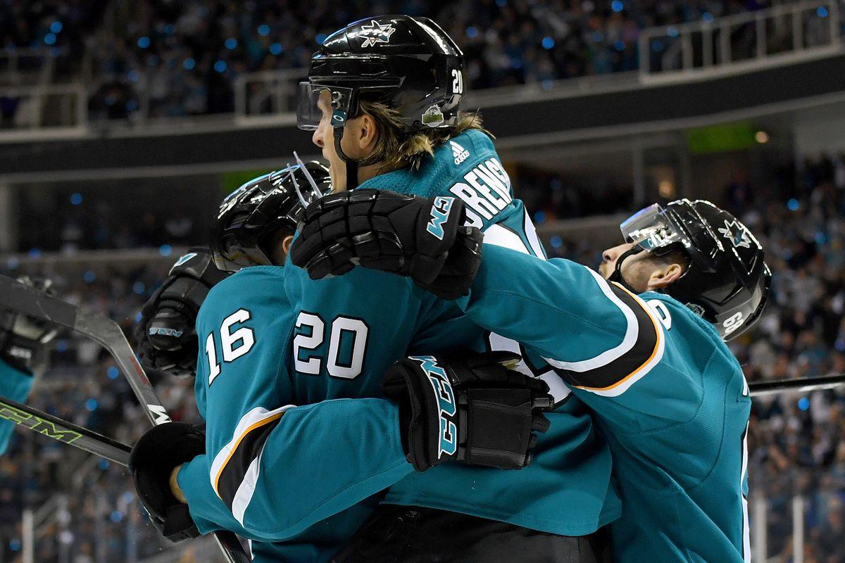 Anaheim Ducks v San Jose Sharks - Game Three
