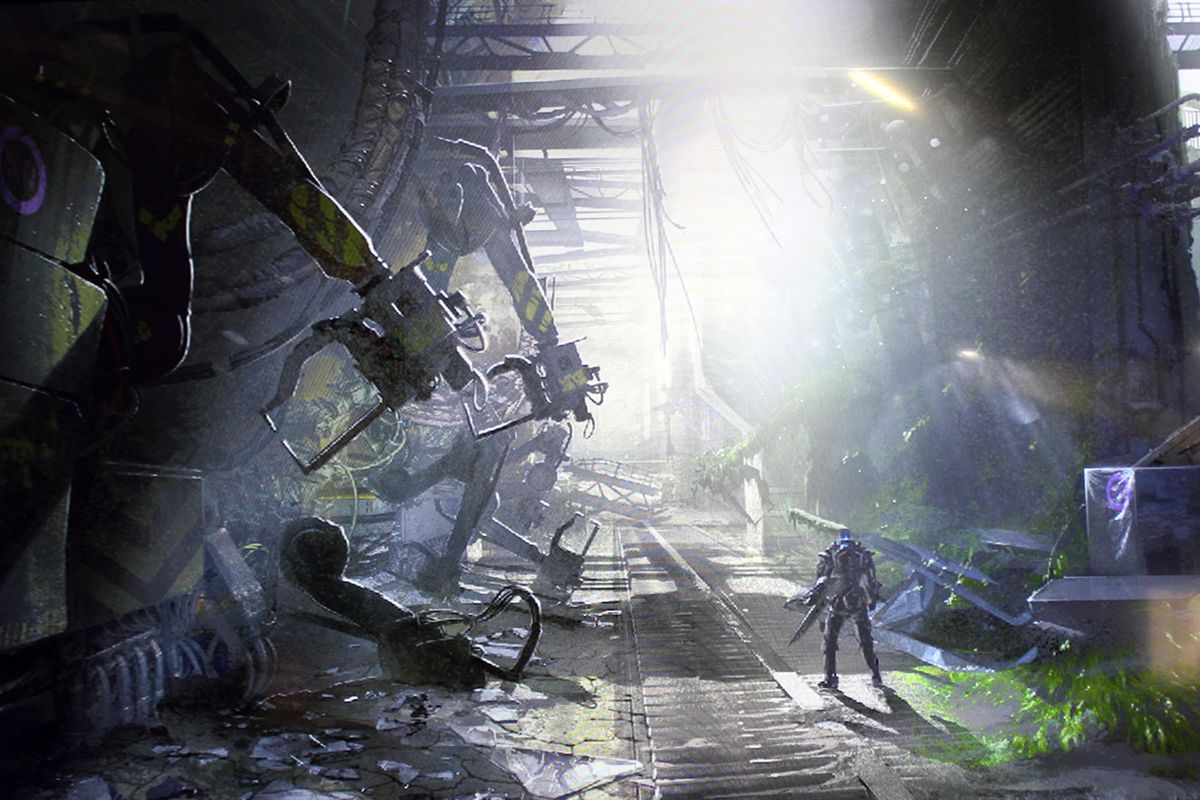 The Surge Is A Sci Fi Spin On Dark Souls From The Lords