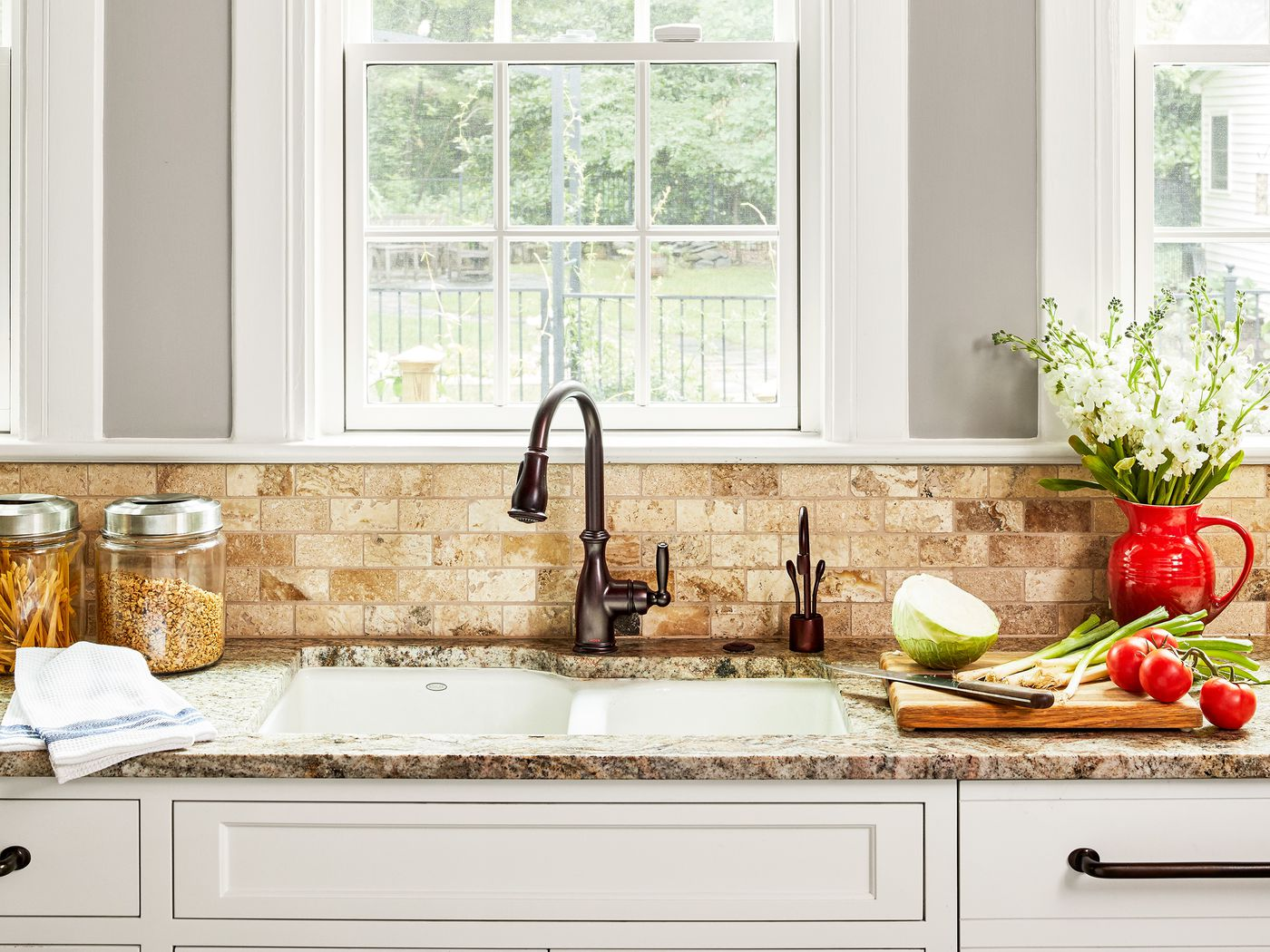 - What Are The Best Backsplash Materials For Your Kitchen? - This