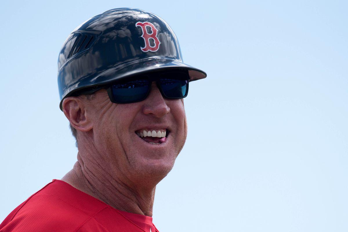 MLB: Spring Training-Boston Red Sox at Miami Marlins