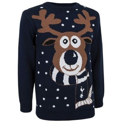 Buy your awesomely ugly Spurs Christmas sweater today! - Cartilage ...