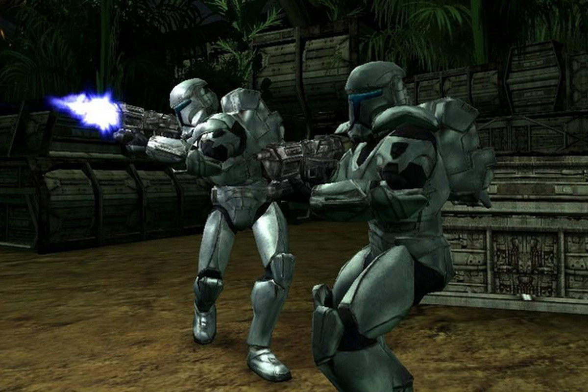 Star Wars Republic Commandos Sniper Made It Out Alive Says