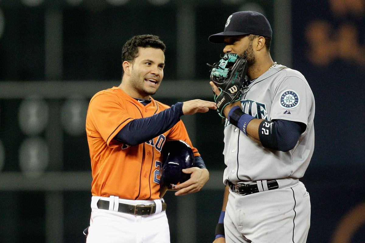 The top two second basemen in the game today discuss Jose Altuve's greatness.