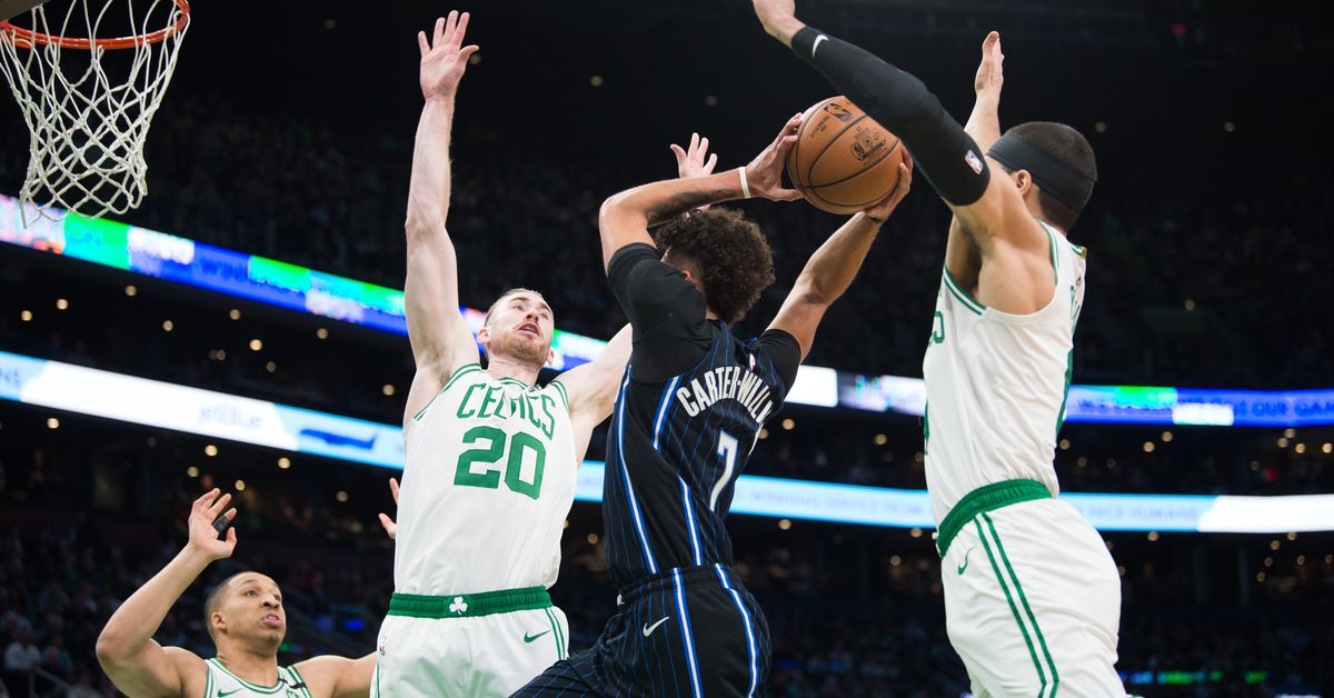Must Cs: Injured Celtics pull away from Magic late behind youth