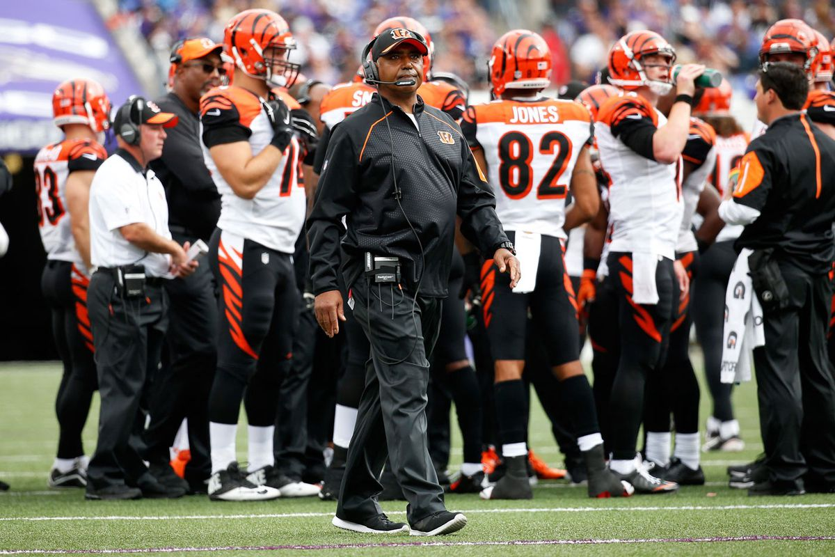 Marvin Lewis (GettyImages)