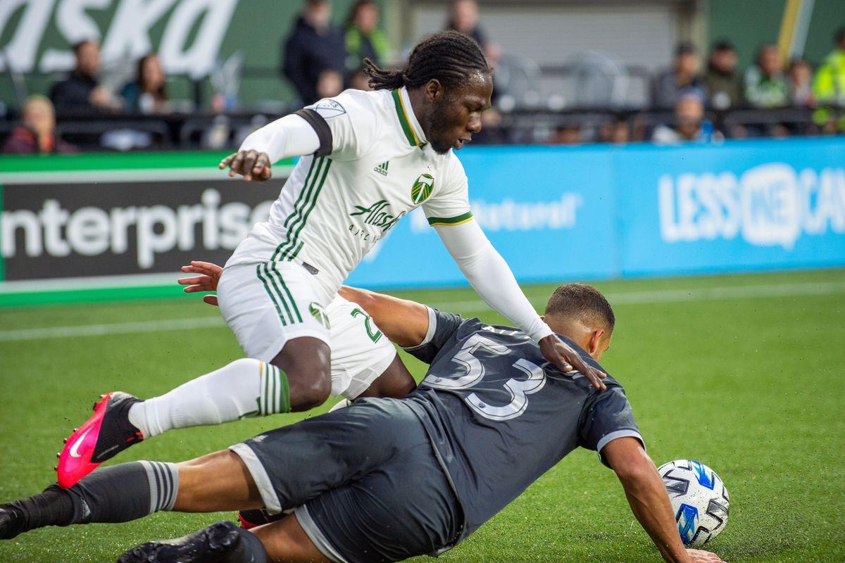 SOCCER: FEB 16 MLS Preseason - Vancouver Whitecaps v Portland Timbers