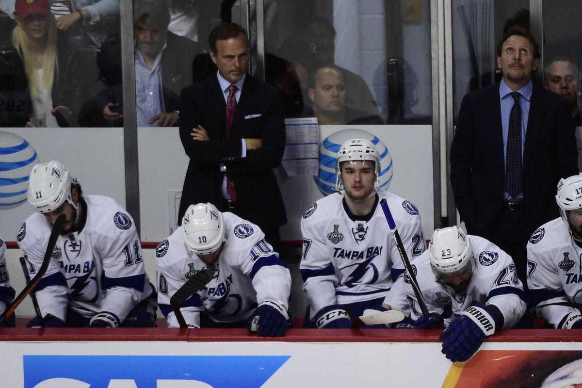 The Tampa Bay Lightning's season comes to an end with a 2-0 loss to Chicago in Game 6 of the Stanley Cup Final