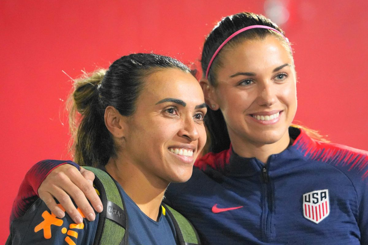 Training and Media availability - SheBelieves Cup 2019