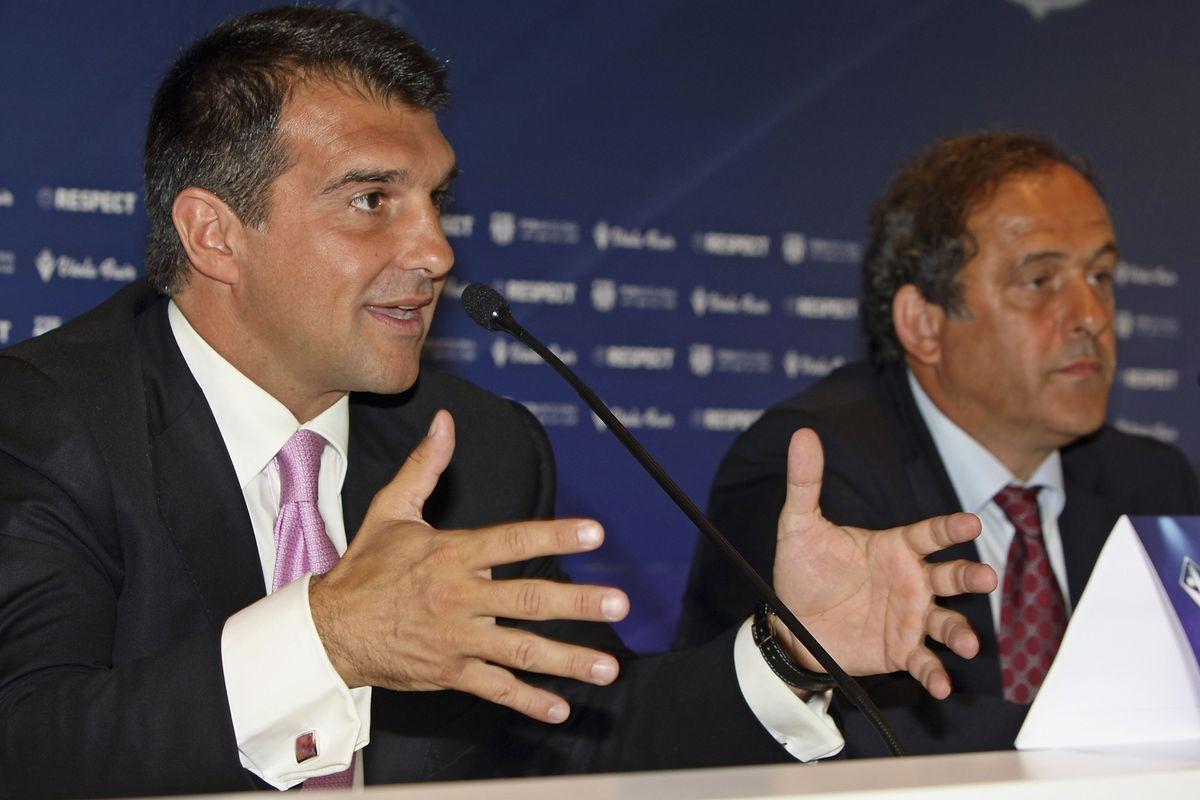 Artemio Franchi Memorial - Press Conference & Ceremony