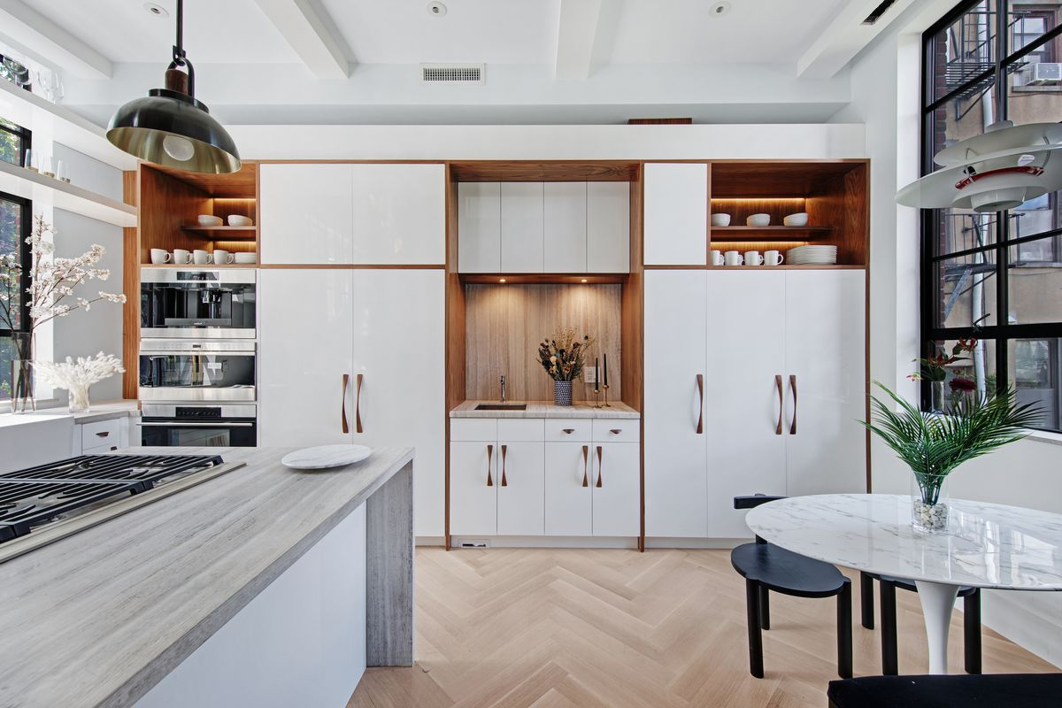 Ridiculously lavish Carroll Gardens townhouse seeks $10M - Curbed NY