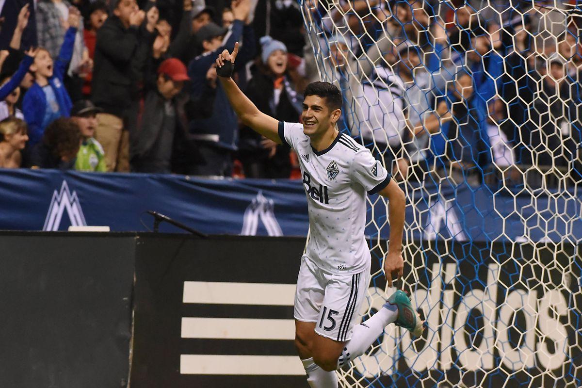 MLS: Los Angeles Galaxy at Vancouver Whitecaps FC