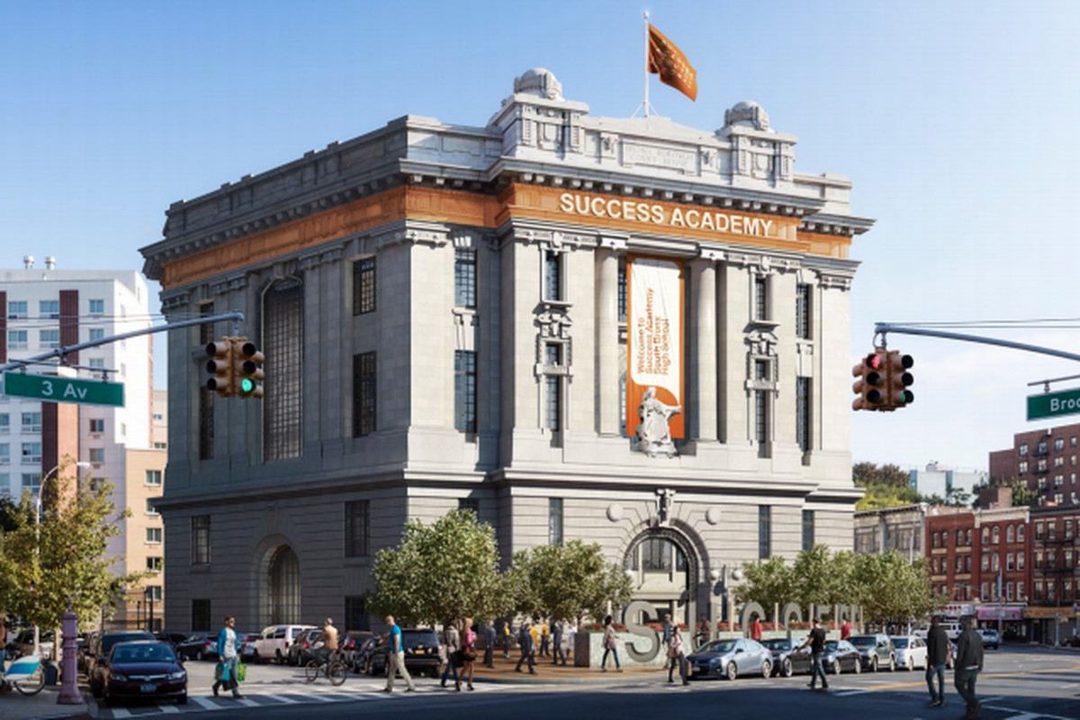 old bronx borough courthouse will be reborn as a success academy