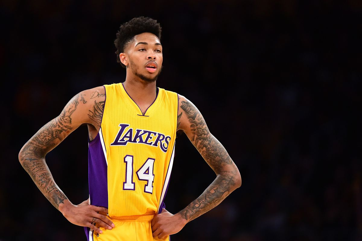 Magic Johnson Says Lakers Probably Will Not Trade Brandon Ingram Ever Sbnation Com