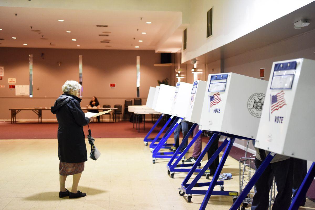 U.S.-NEW YORK-MIDTERM ELECTIONS