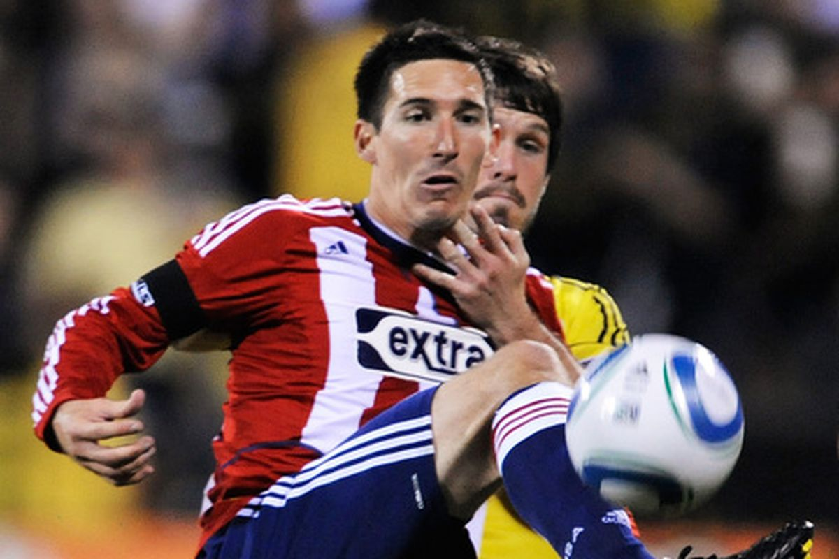 Kljestan spent time in the PDL before joining Chivas USA.