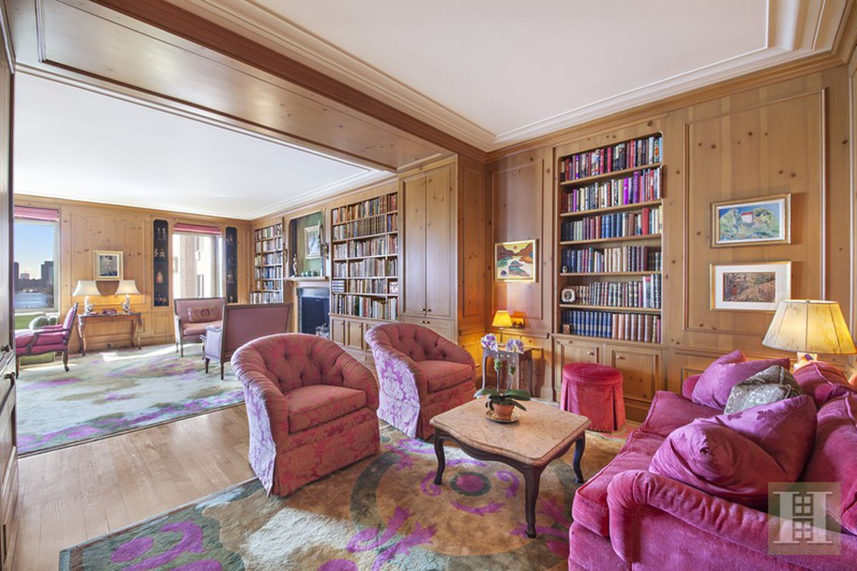 Greta Garbo S Colorful Midtown Co Op Sold For Well Over Its Asking Price