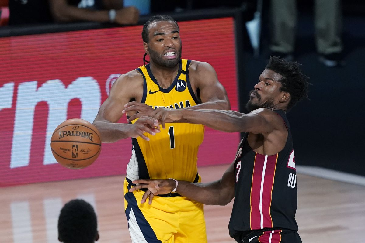 Miami Heat v Indiana Pacers - Premier match
