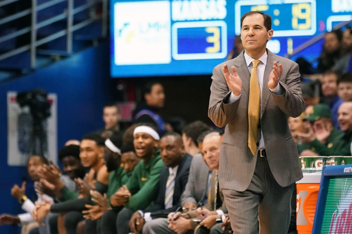 College Basketball Bracketology 2020 Baylor Tops The