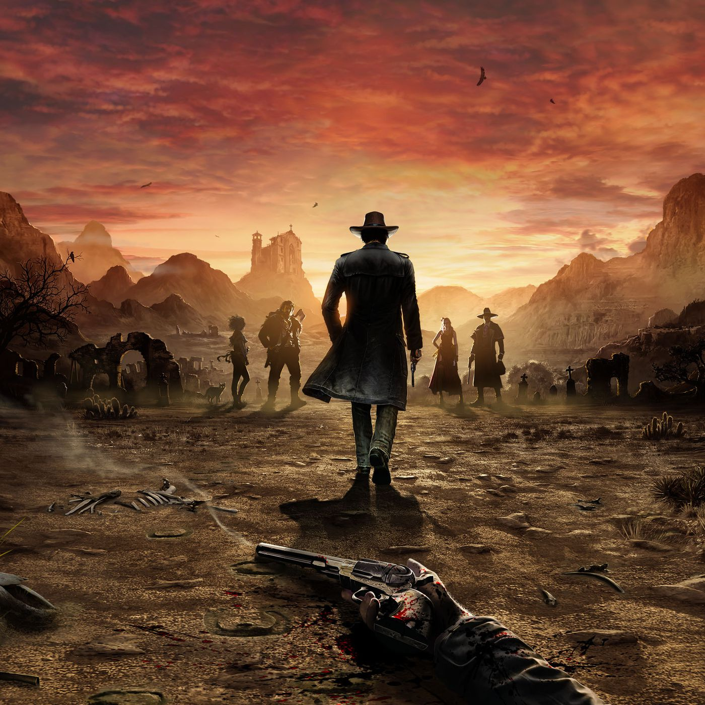 Desperados 3 Has Some Of The Best Real Time Tactics Of This Generation Of Games Polygon