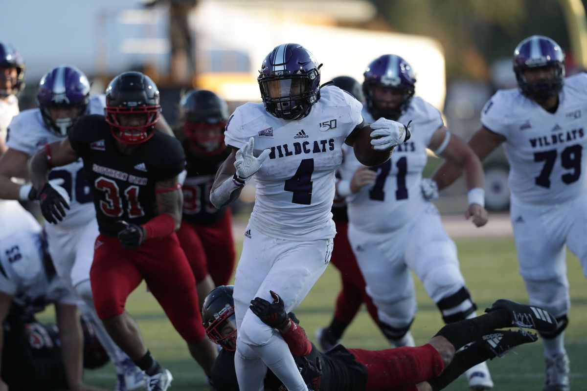 Kevin Smith, defense help Weber State beat Southern Utah 29-14