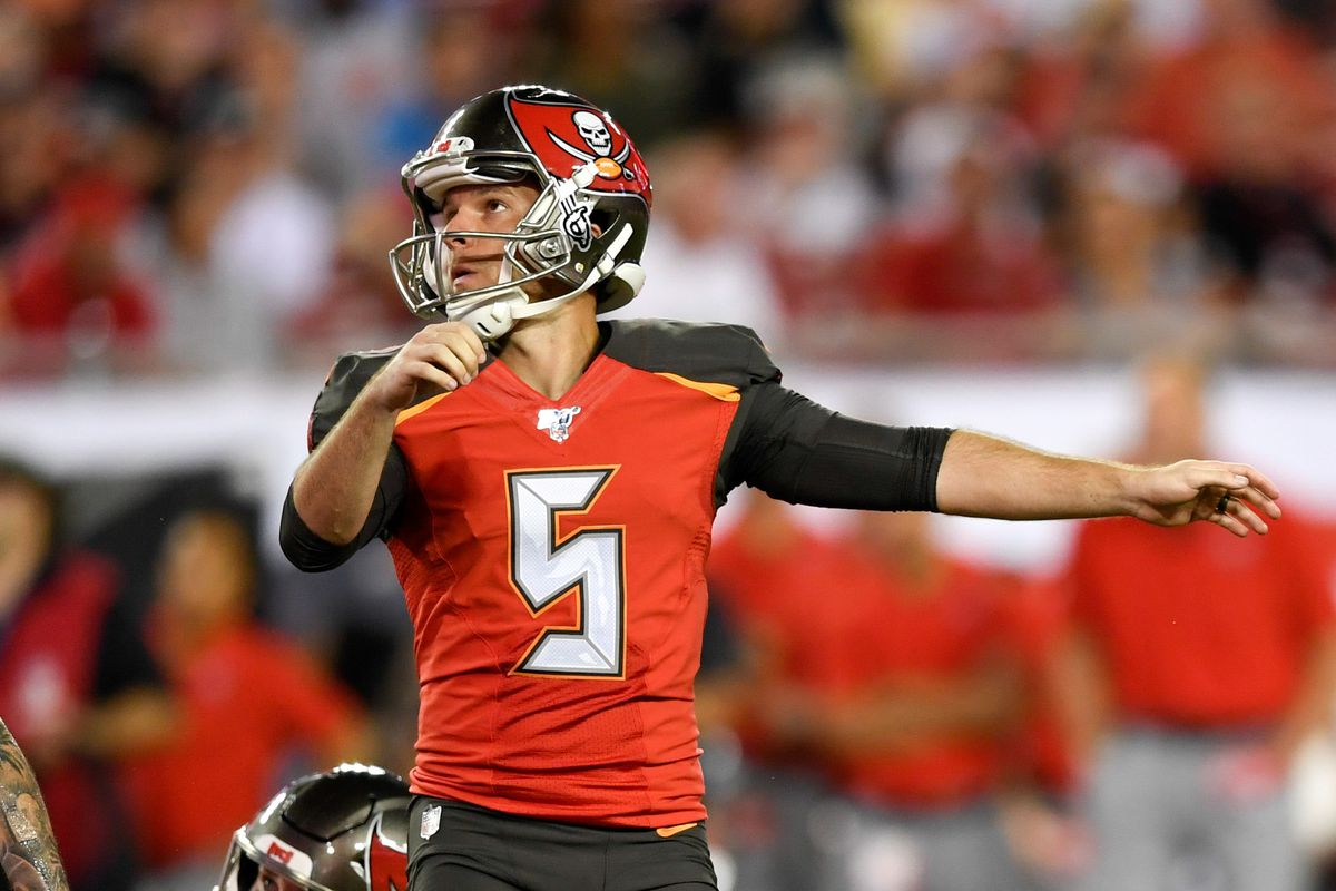 Titans sign former Bucs kicker Cairo Santos; move Ryan ...