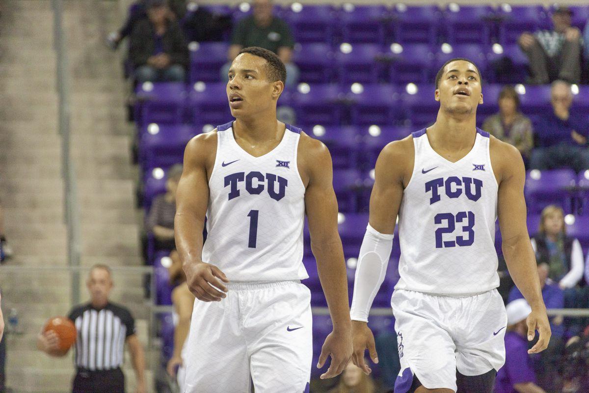 TCU Basketball vs UC Irvine (11.21.19) Fort Worth, TX
