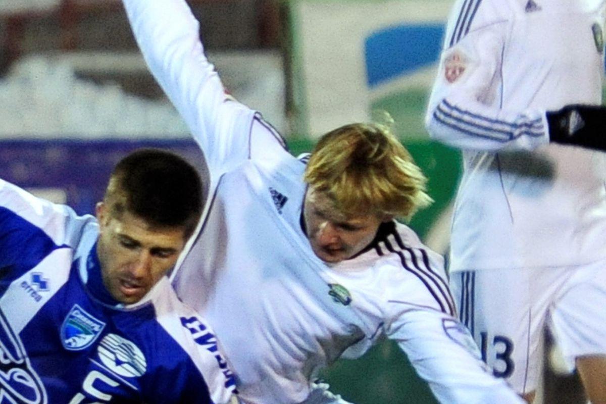 Sibir Novosibirsk v Tom Tomsk - Premier League