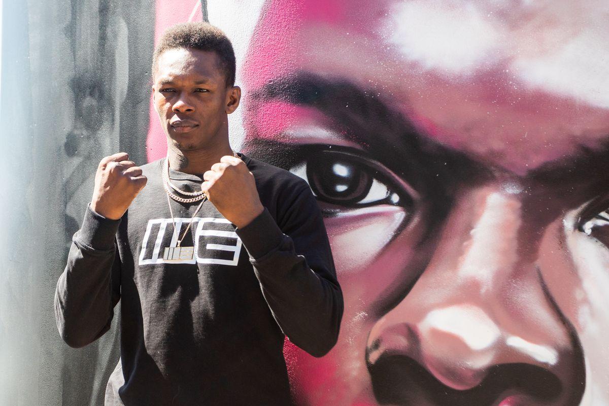 UFC 243 Whittaker v Adesanya: Jersey Presentation and Photo Opportunity