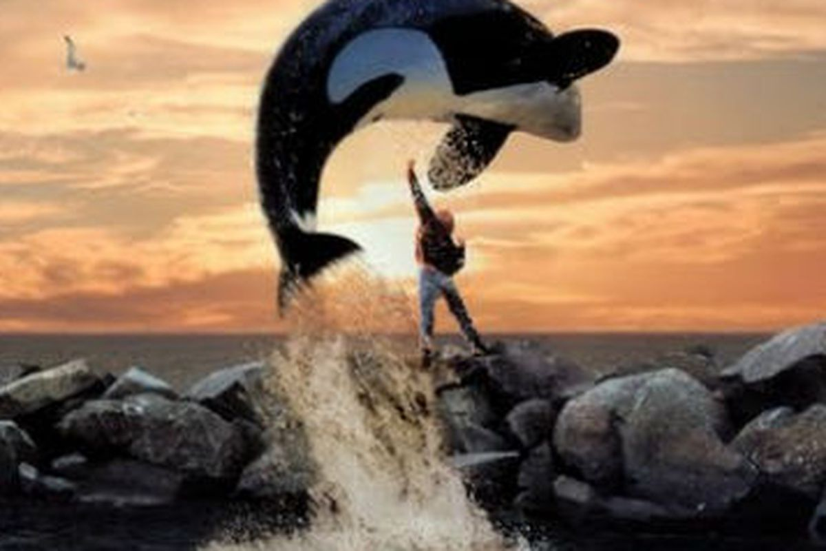 Free Willy just took on a whole new, substantially more disgusting meaning for us