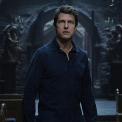"""Tom Cruise as Nick Morton in """"The Mummy."""""""