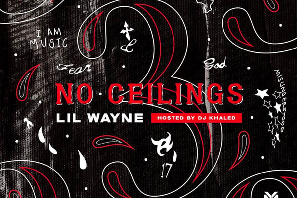 Lil Wayne's 'No Ceilings: Side B' artwork