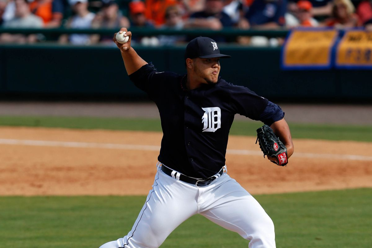 Tigers Prospect Notebook: It's time to call up Joe Jimenez ...