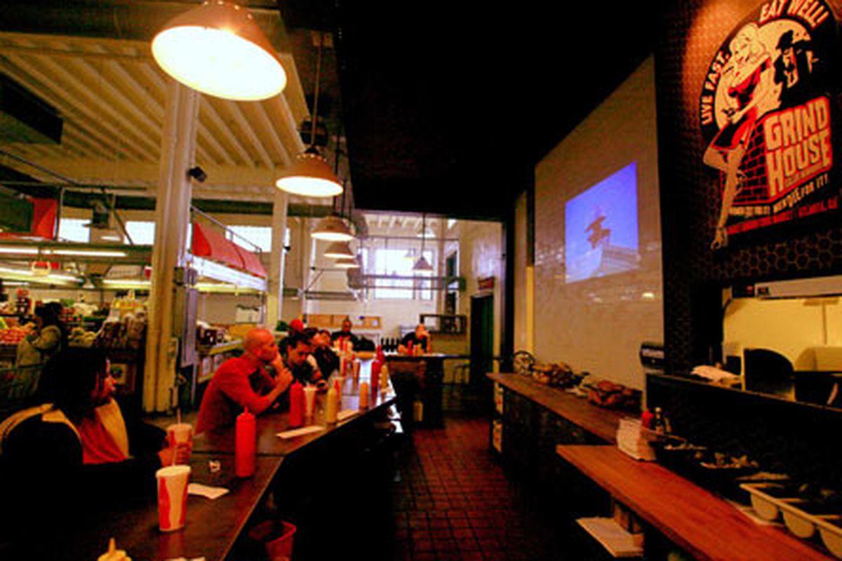 Grindhouse Killer Burgers. Photo courtesy of Grindhouse.