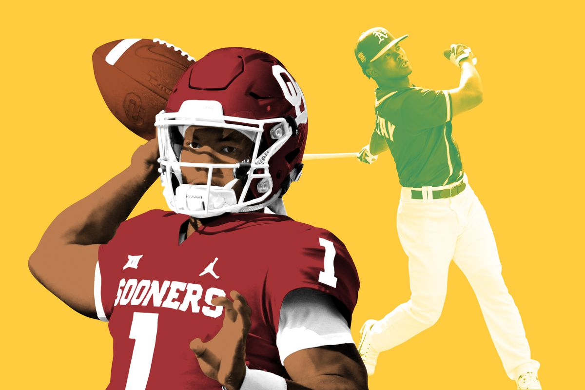 buy popular 2df61 13306 We Cannot Let Kyler Murray Stop Playing Football - The Ringer